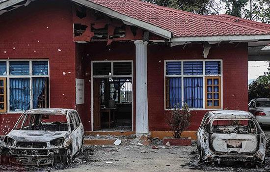 50 туристов застряли в Ссипо после нападений повстанцев на военных Мьянмы