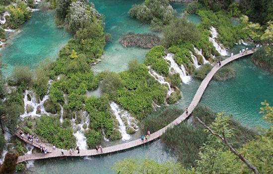 Любимые места туристов в Европе для отпуска