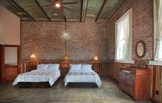 Романтические отели, которые раньше были настоящими тюрьмами