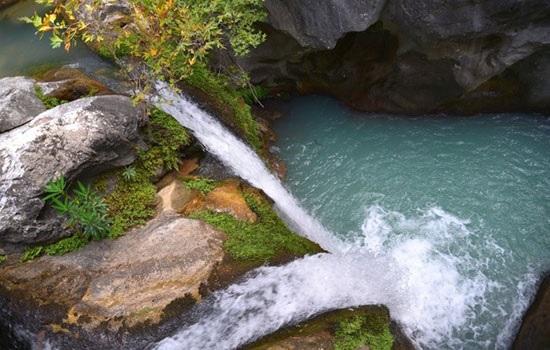 Водопады на Турецкой Ривьере