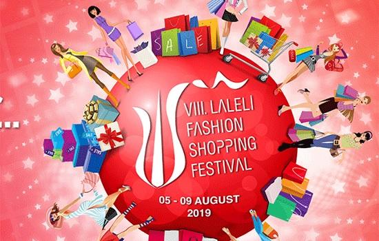 В Стамбуле проходит фестиваль шоппинга Laleli Fashion Shopping