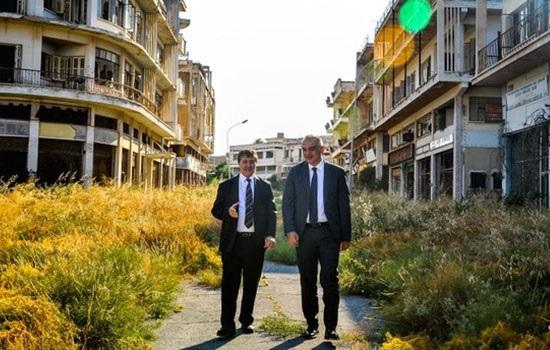 Город-призрак Вароша в Турецкой Республике Северного Кипра планируют восстановить и открыть для туризма