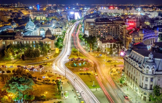 Бухарест — популярное место для короткого или длительного отпуска