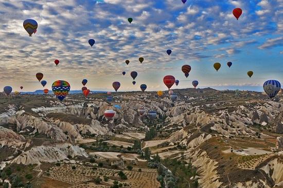 Турция – страна древних обычаев и современных новшеств