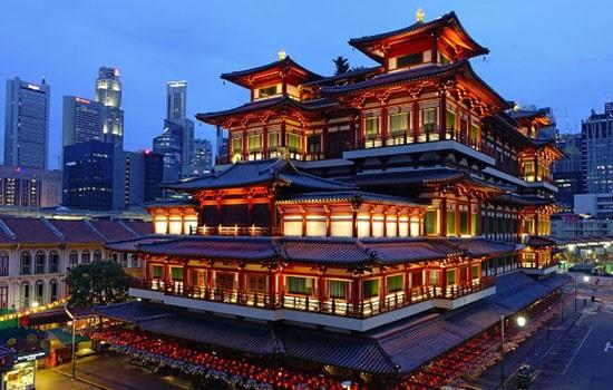 Краткий обзор Сингапура