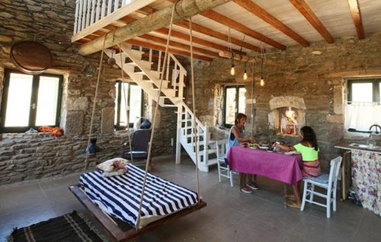Туристы все чаще выбирают отдых в селах на Эгейском побережье Турции