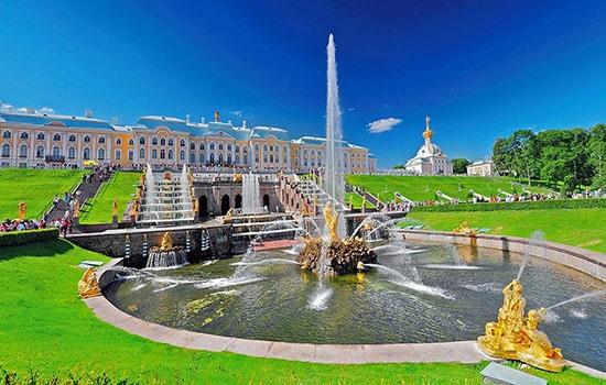 Санкт-Петербург на выходные