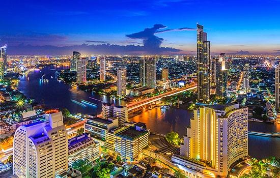 Один день в Бангкоке