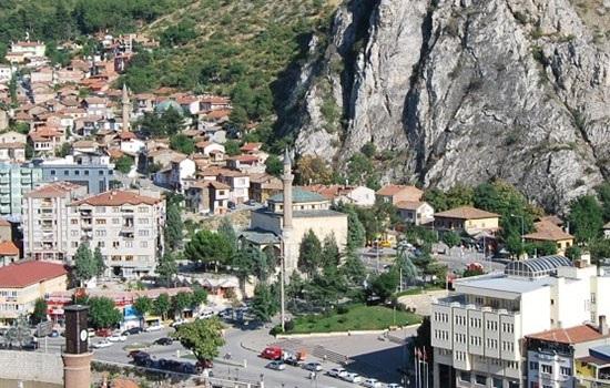 Амасья: все о турецком городе