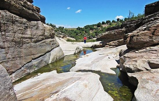 Каньон Капуз — чудо природы в районе Антальи Коньяалты активно привлекает туристов