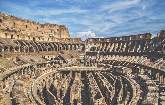 Практичная информация о Колизее