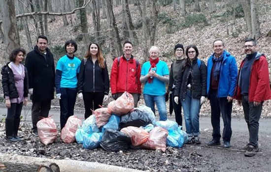 В Стамбуле и за его пределами в субботу, 21 сентября, пройдет три разных мероприятия, посвященных Всемирному дню очистки от мусора