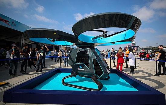 Крупнейший в Турции аэрокосмический и технологический фестиваль Teknofest проходит в Стамбуле с 17 по 22 сентября