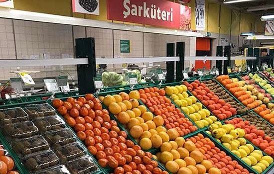 Небольшие магазины, супермаркеты и гипермаркеты Турции