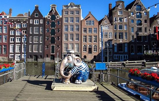 Амстердам — столица и крупнейший город Нидерландов