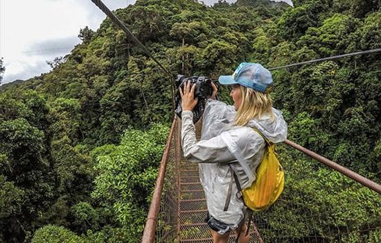 Иностранные туристы выбирают экотуризм в Северной Бразилии