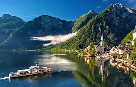 Австрия — магнит для туристов