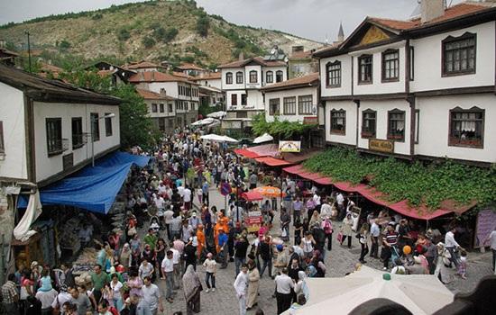 Исторический район Анкары Бейпазары добивается признания ЮНЕСКО
