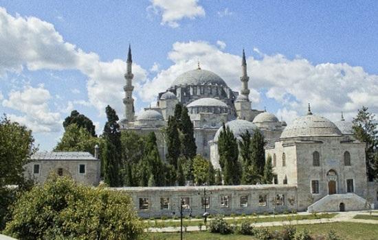 Справочная информация о строительстве мечети Сулеймание