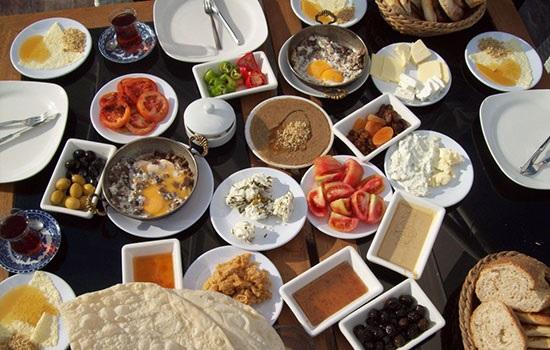 Роскошные турецкие блюда на завтрак признаны ЮНЕСКО