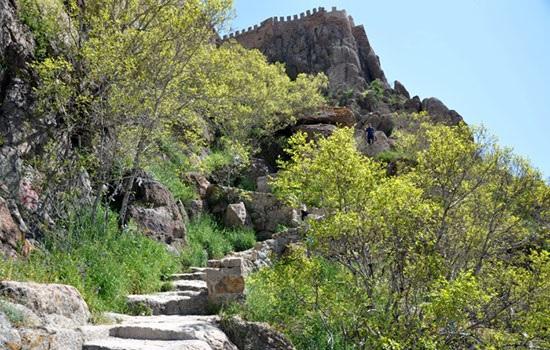 Крепость Афьон