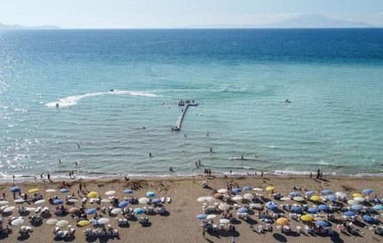 Города Турции, не имеющие выхода к морю, радуют туристов пляжами на берегах рек и озер
