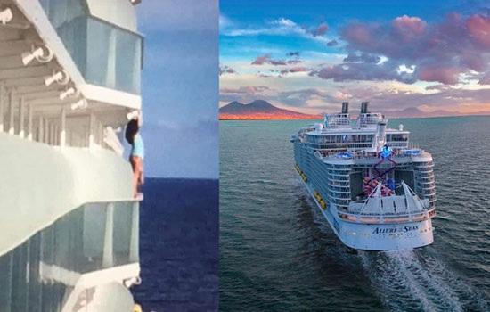 Круизная компания Royal Caribbean против «опасных фотографий» на борту своих лайнеров, к нарушителям применяются строгие меры наказания