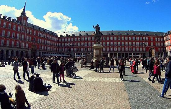 Мадрид за один день: главные достопримечательности