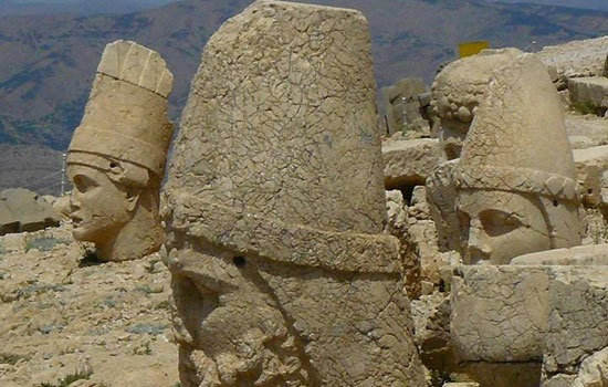 Секрет горы Немрут