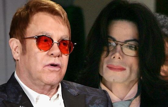 Элтон Джон признался в том, что Майкл Джексон был психически болен