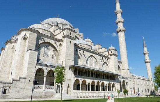 Путешествие в Стамбул