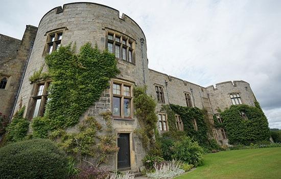 Привлекательные замки в Уэльсе