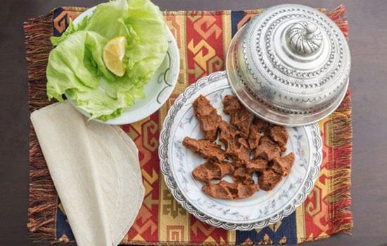11 октября в Шанлыурфе стартует в третий раз Фестиваль вкусной еды Delight и İsot
