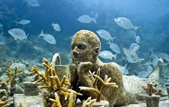 Подводные музеи