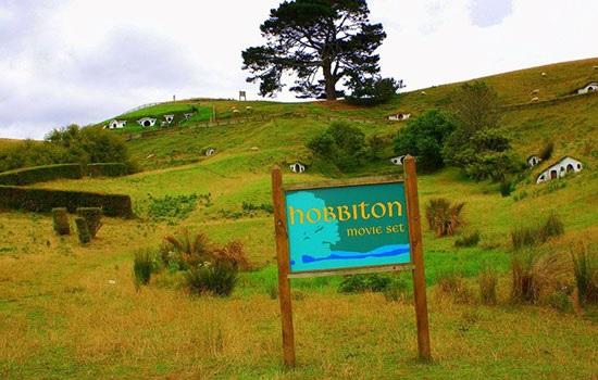 Новая Зеландия становится горячей точкой для кинотуризма