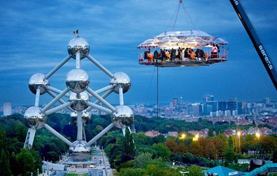 Необычные туристические достопримечательности в Европе