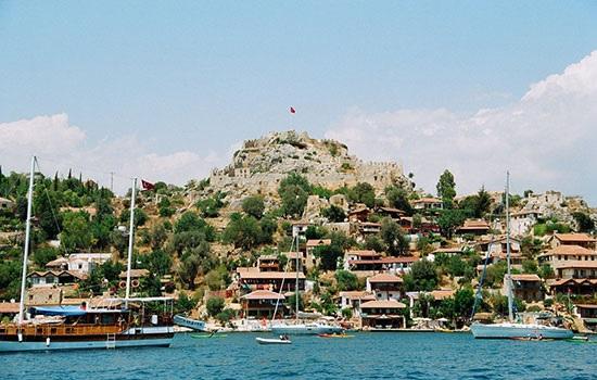 Турция — одно из самых популярных туристических направлений