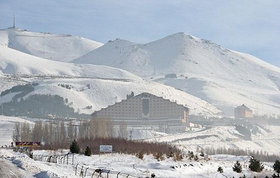 Эрзурум — катание на лыжах в Турции