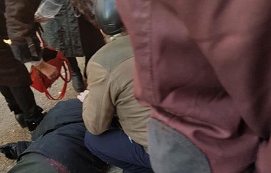 Смерть россиянина в очереди за справкой для водительских прав