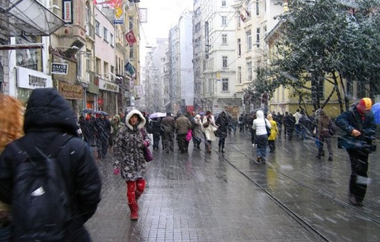 Зима в Турции: факты и мифы