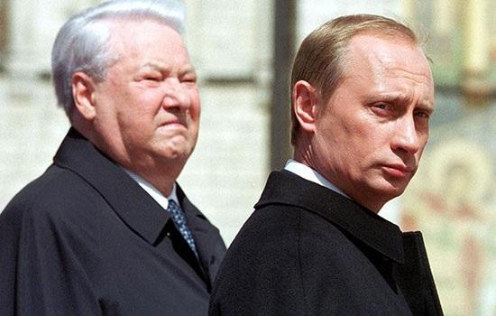 Стало известно, по каким причинам Ельцин выбрал Путина своим приемником