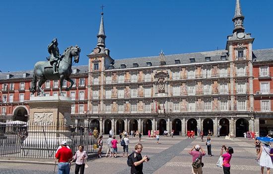 Мадрид — удивительный город