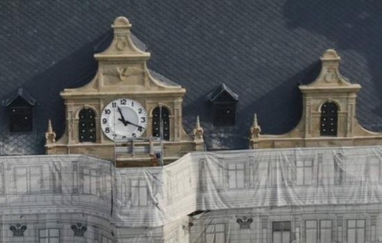 Трехлетняя реставрация на известном стамбульском железнодорожном вокзале Хайдарпаша официально подходит к концу