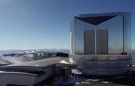 Крупнейшая обсерватория Турции будет работать в 2021 году