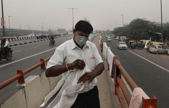 Нью-Дели возглавляет список самых загрязненных городов мира