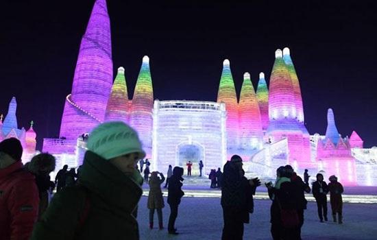 Провинция Хэйлунцзян Китая организует мероприятия по продвижению зимнего туризма