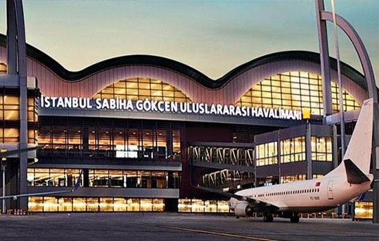 Стамбульский аэропорт имени Сабихи Гёкчен открывает первый дальний рейс