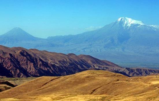 Где лучшие осенние пейзажи Турции? Гора Агры сейчас