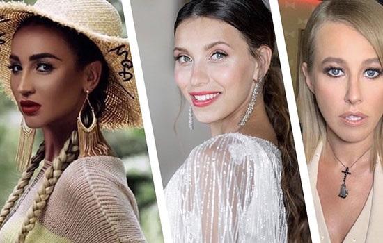 Ксения Собчак, Ольга Бузова и Регина Тодоренко — лидеры рейтинга Forbes по заработку в Инстаграм
