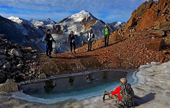 В Казахстане наблюдается усиление внутреннего туризма